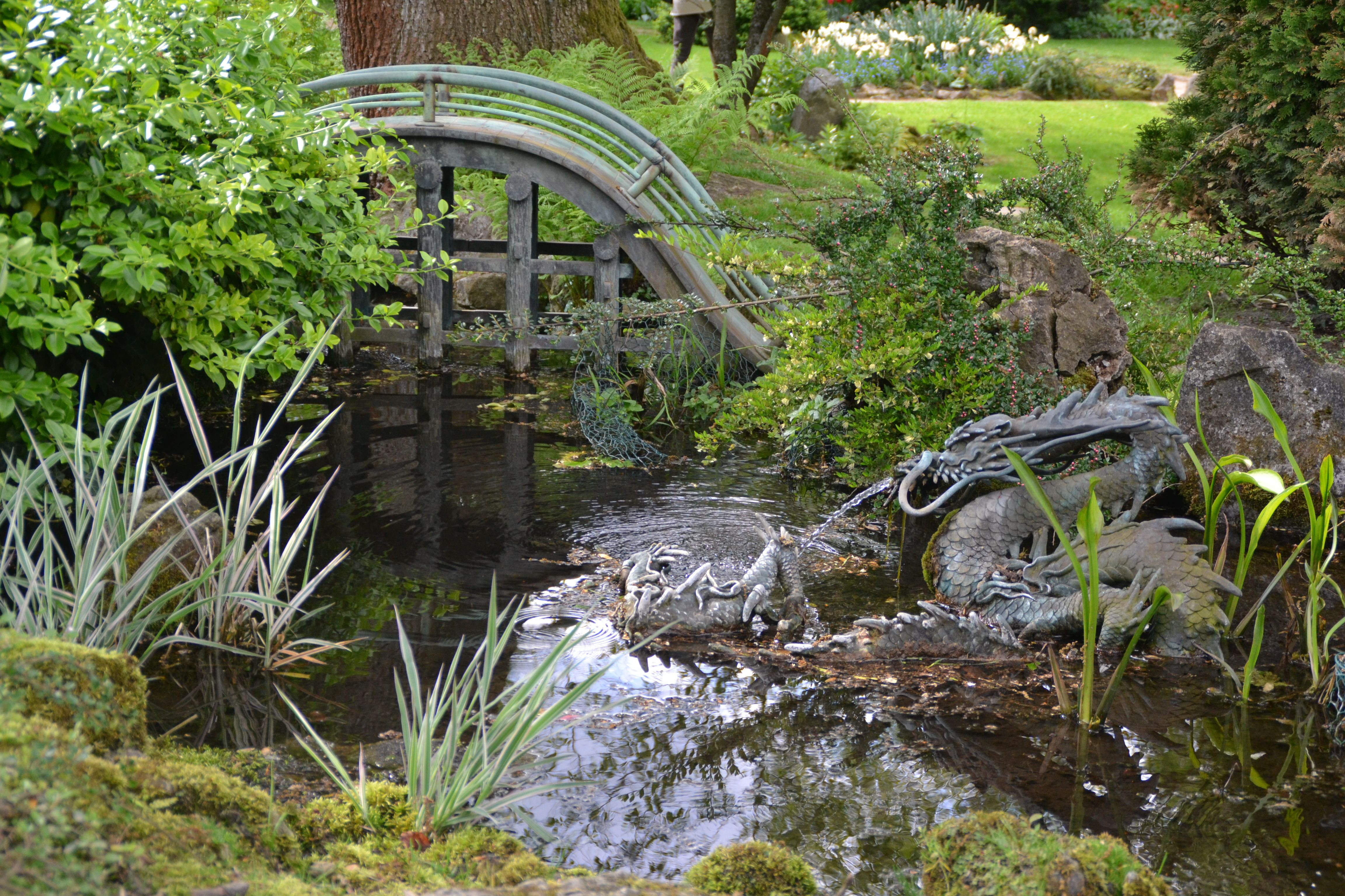 Ideal Japanischer Garten in Leverkusen by Silke Winter