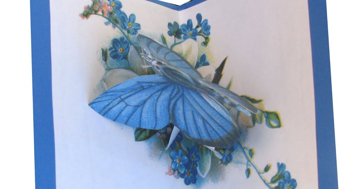 Rotating Butterfly Pop Up Card Tutorial And Templates Origami Architecture Origami Patterns Easy Origami Flower