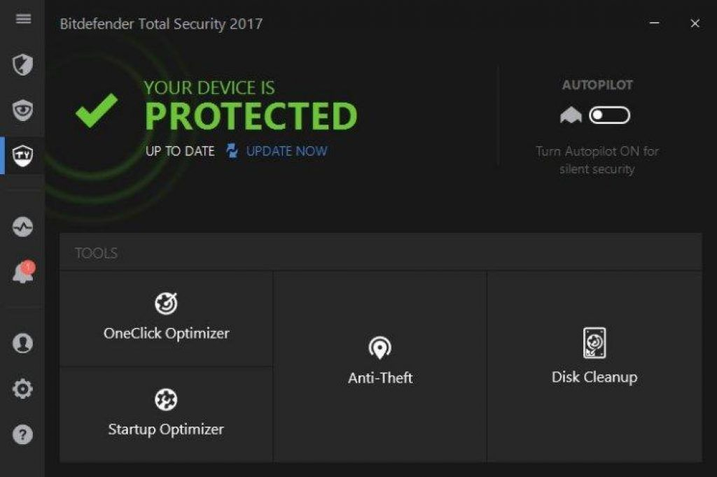 ultimate antivirus 2017