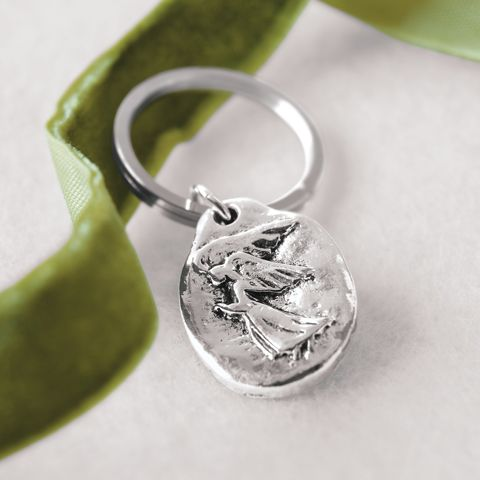 Guardian Angel Key Ring  c8e852e0a