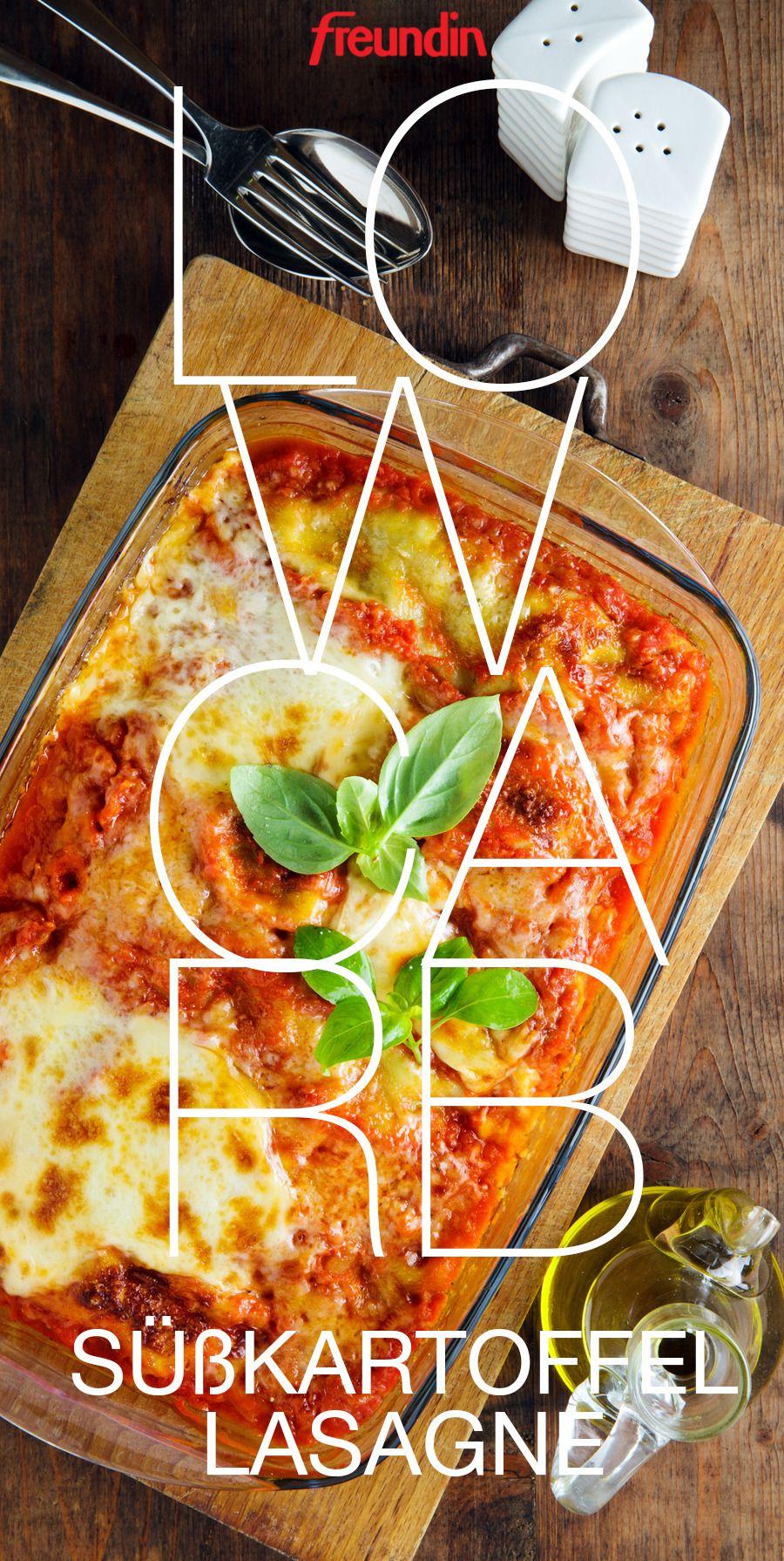 Photo of Low carb recipe: sweet potato lasagna | freundin.de