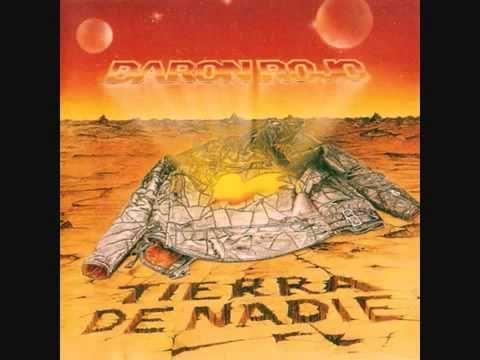 BARÓN ROJO - SEÑOR INSPECTOR (Tierra de nadie 1987)