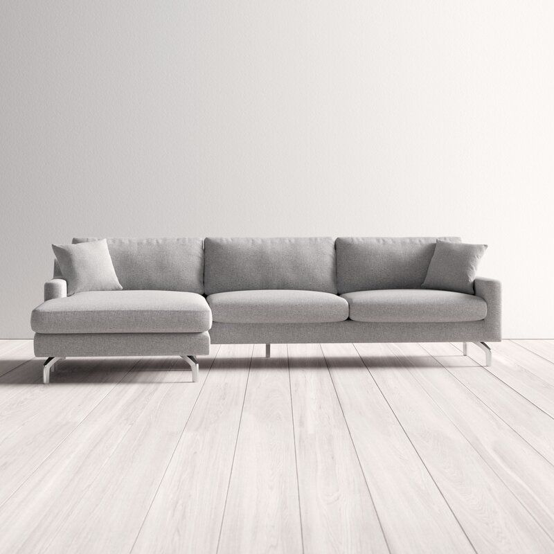 Modern Sofas Sectionals Sale Allmodern In 2020 Sectional