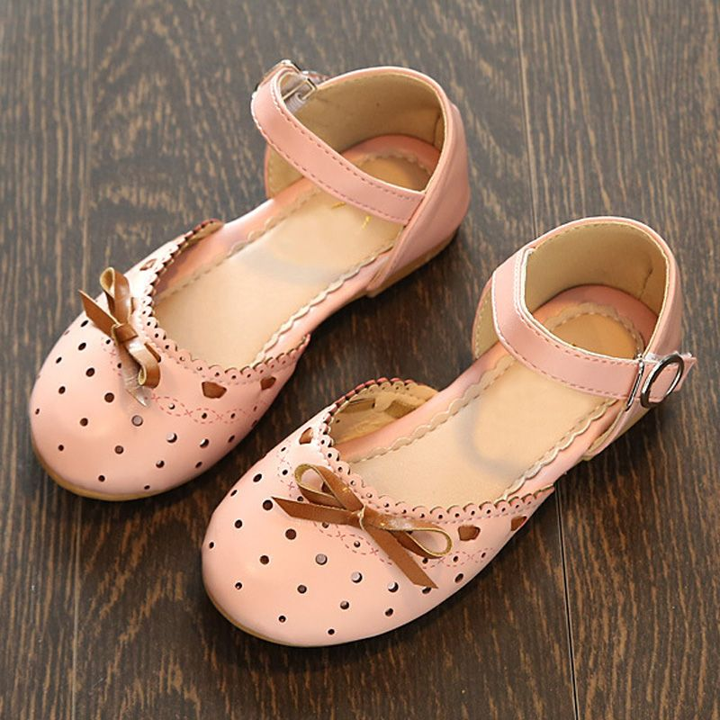 Summer Shoes Sweet Bow Baby Girls