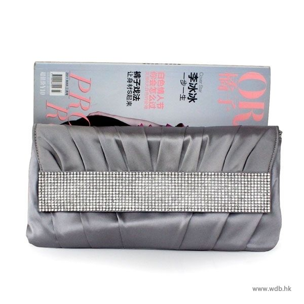 fall wedding Gorgeous Matt Silk Small Clutches $68.98