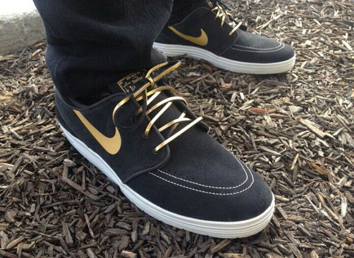 Nike Chaussures Lacets En Cuir Janoski obtenir réel à vendre Réduction en Chine exclusif à vendre Coût 3e89tF