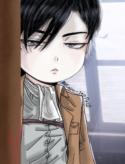 Levi Ackerman chebi by kayotamimi