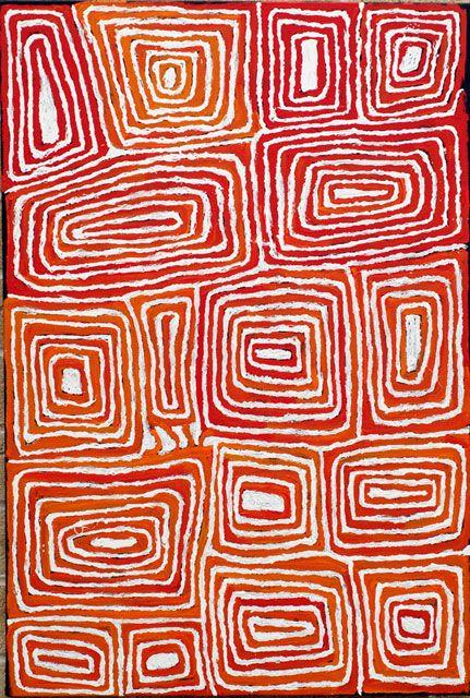 Johnny Yungut Tjupurrula - gallery.aboriginalartdirectory.com