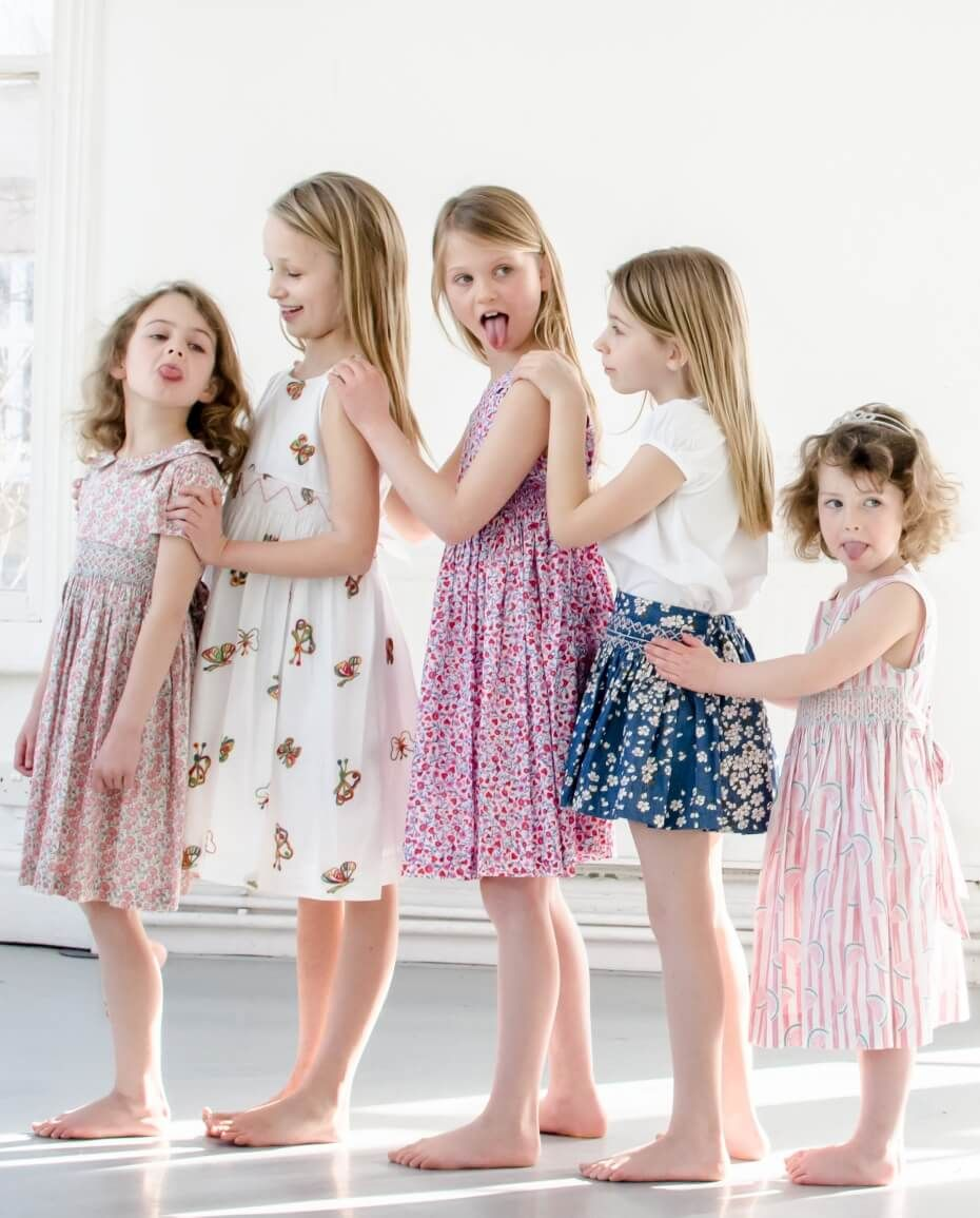 Мagazine Fashion 17 Only Sweet Girls: The Best Children's Wear From London For This Autumn