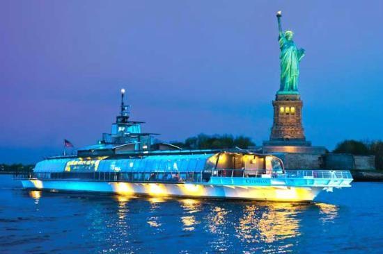 Bateaux New York Ship (~$115/person)