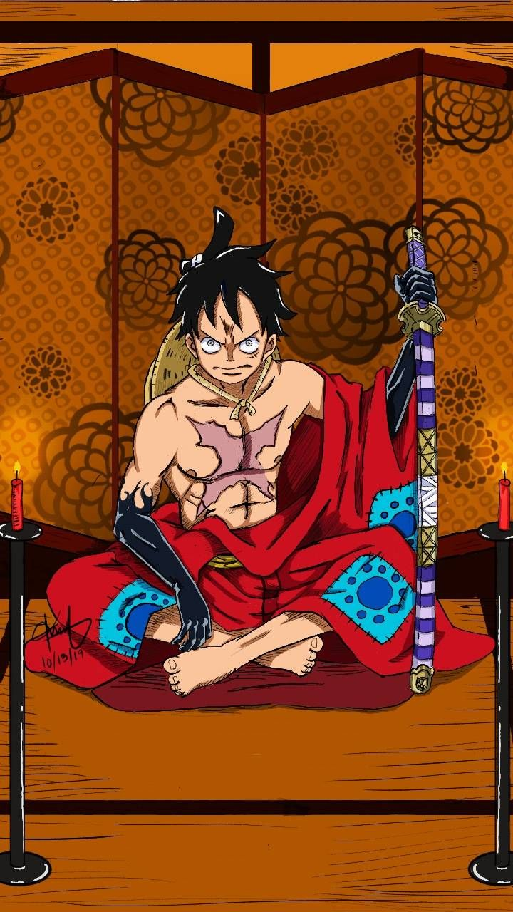 One Piece IPhone Backgrounds Cool backgrounds ในปี 2020