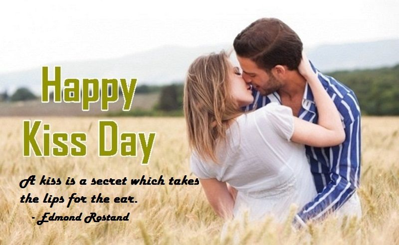 Famous Happy Kiss Day Quotes Kiss Day Quotes Happy Kiss Day