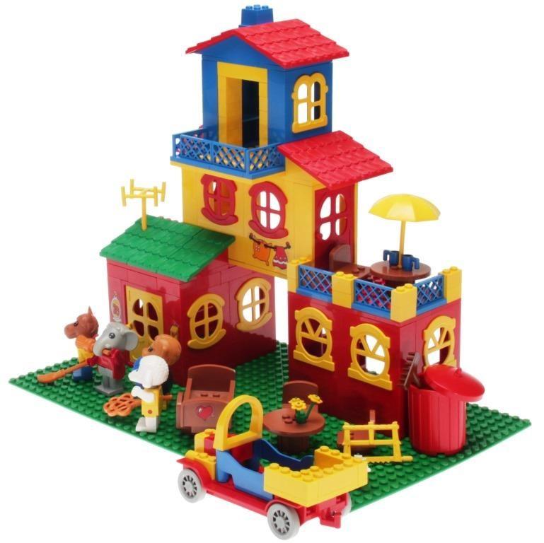 Lego Fabuland 3678 The Fabuland House Lego Fabuland Toys Lego