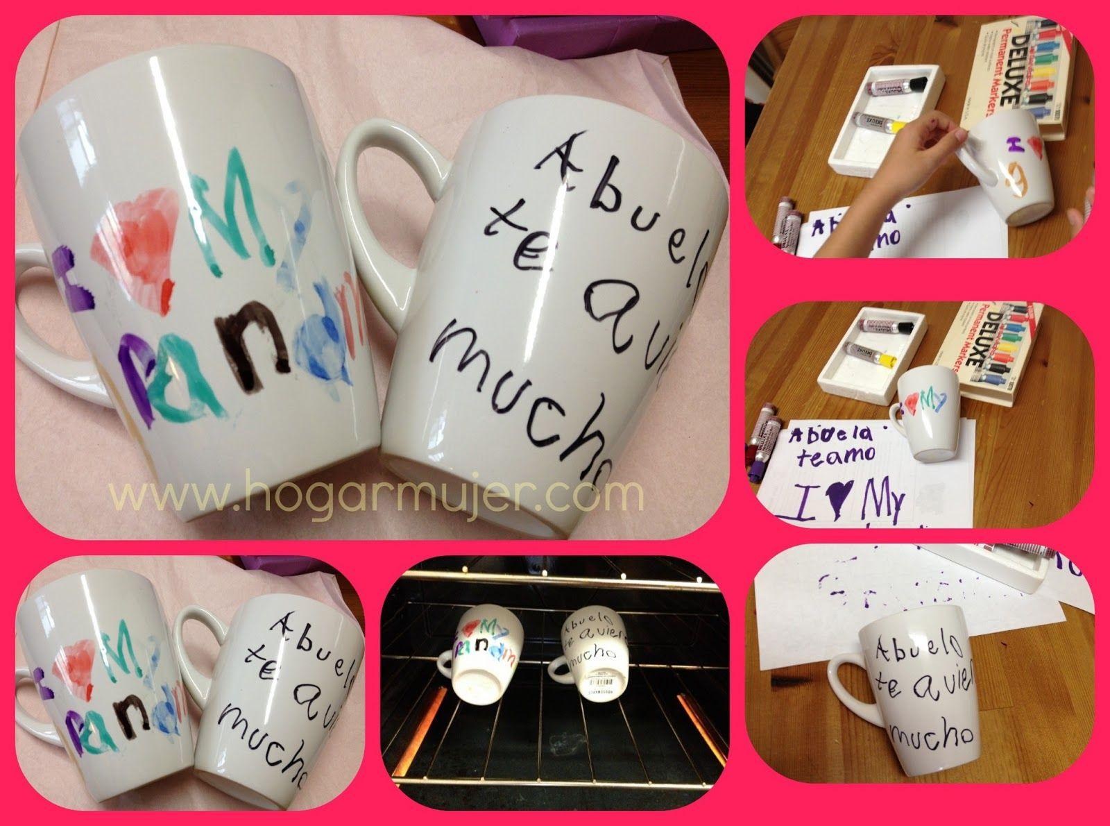 Manualidades para el dia de la madre crafts manualidades - Regalos para el dia de la madre manualidades ...