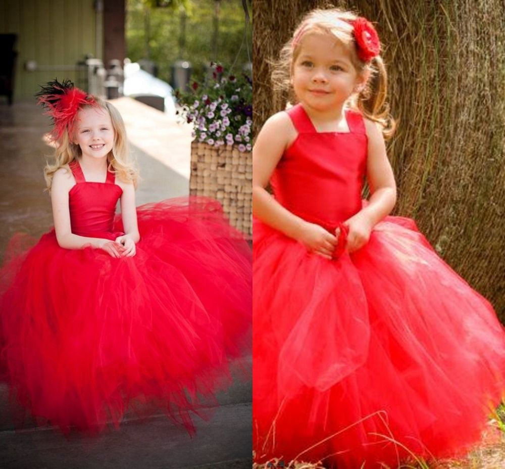 Find more flower girl dresses information about puffy lovely