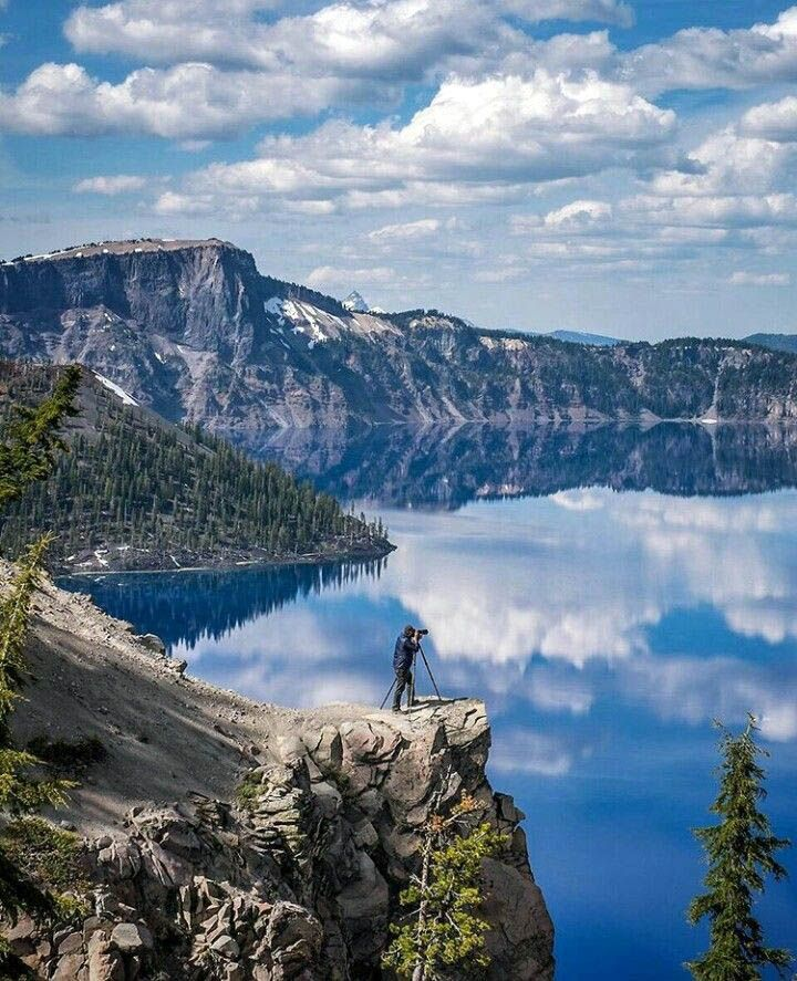 The Ultimate Overview to Crater Lake National Park #craterlakeoregon