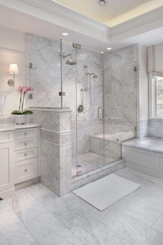 43 Best Farmhouse Master Bathroom Remodel Ideas 2020 26 Best