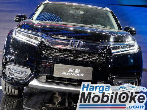 New Honda Avancier Mobil Suv Honda Concept D 2016 2015 Daftar Harga Mobil Baru Dan Bekas Mobil Baru Mobil Motor