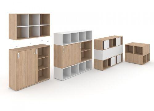CHOICE Modular Storage System | Narbutas