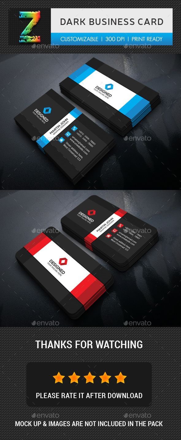 Dark Business Card Business Cards Print Templates Download Here Https Graphicriver Net Cleaning Business Cards Business Cards Printing Business Cards
