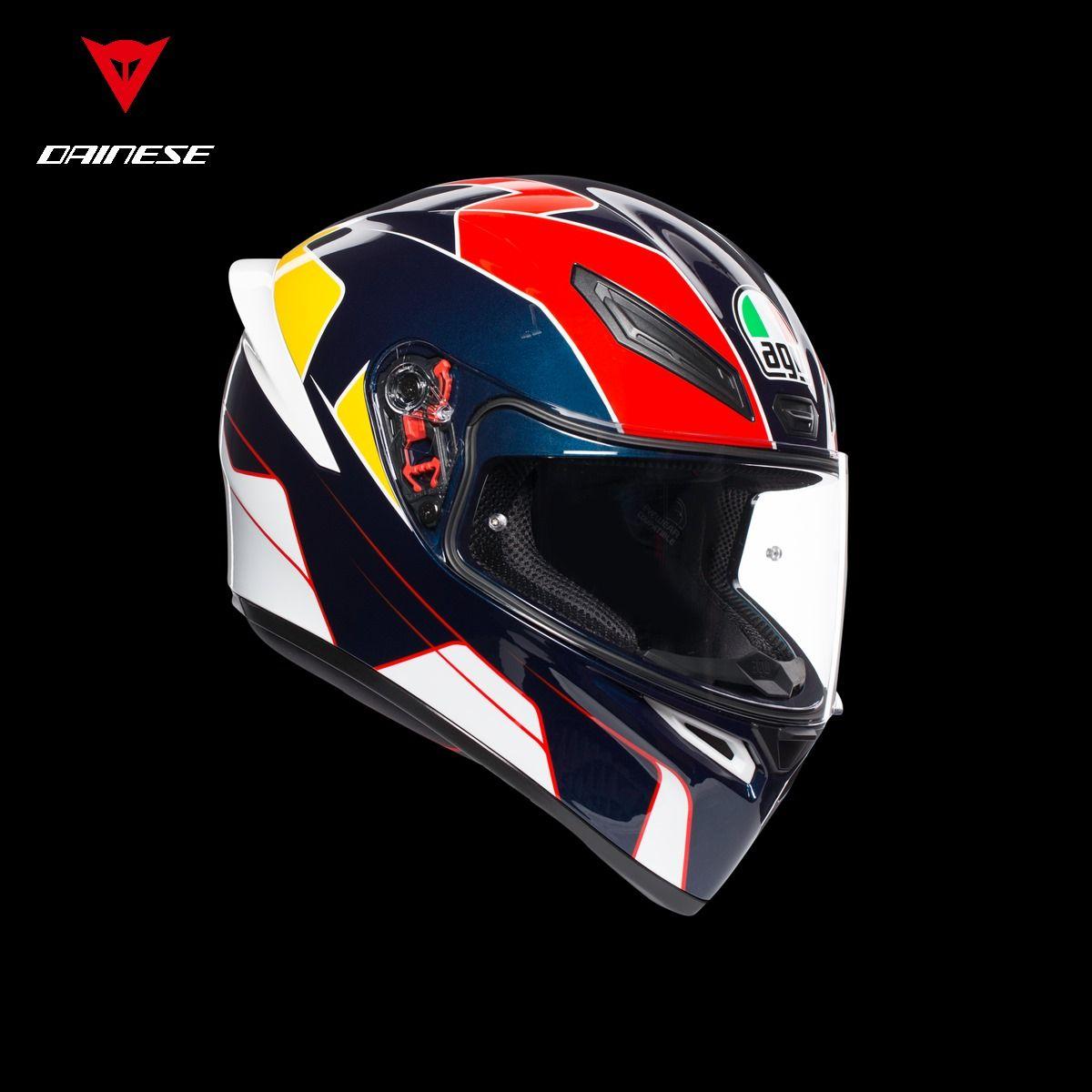 Agv K1 Dainese Sports Helmet Americana