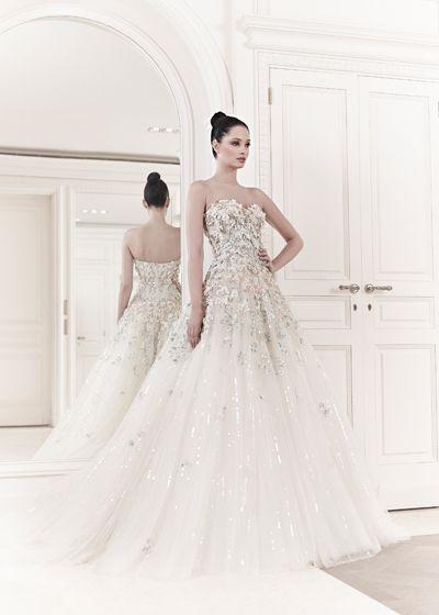 Zuhair Murad Spring – Summer 2014 / Gorgeous Bridal Collection
