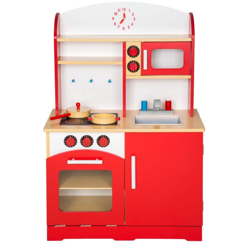 Cocina de madera de juguete para ni os juguete juego de - Cocina ninos juguete ...