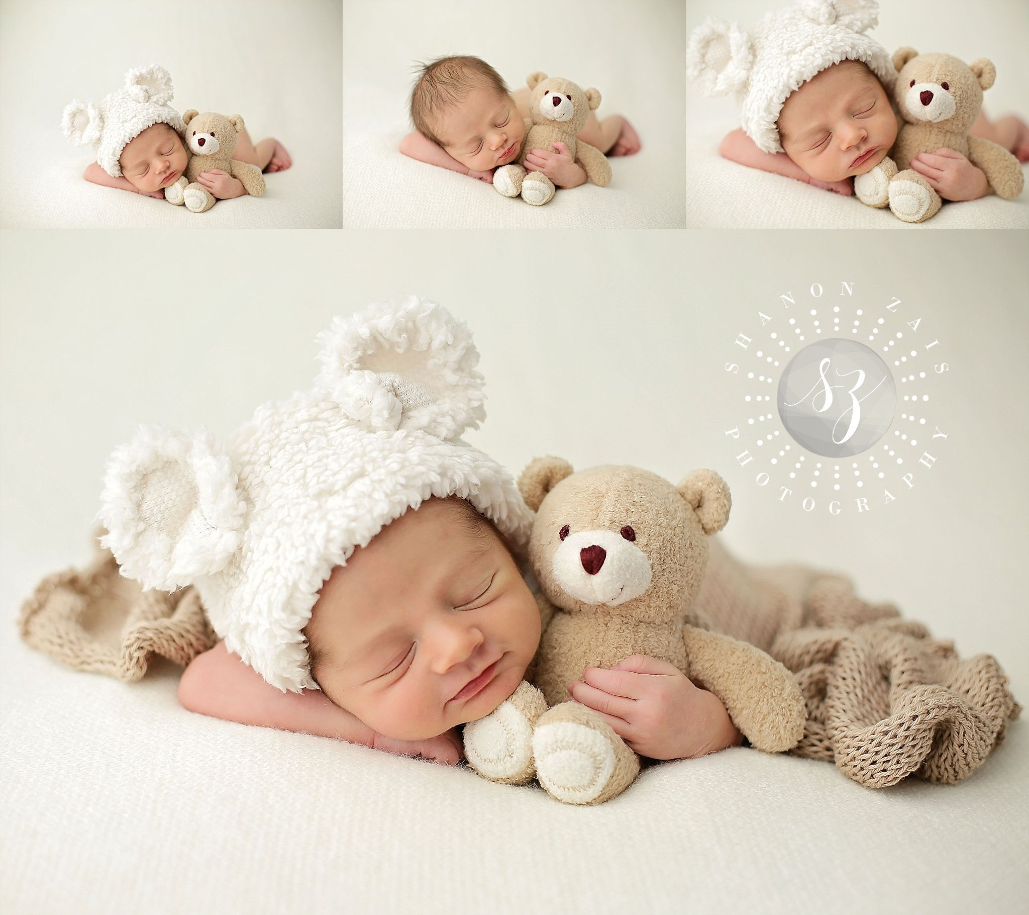 Rockwall Newborn Photographer #babyteddybear
