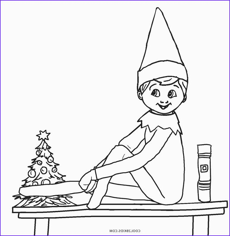 45 Awesome Collection Of Elf Coloring Pages Printable Christmas Coloring Pages Fall Coloring Sheets Coloring Pages For Kids