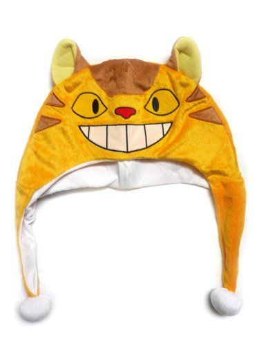 Totoro: Cat Bus Aviator Cosplay Hat Cat Bus http://www ...
