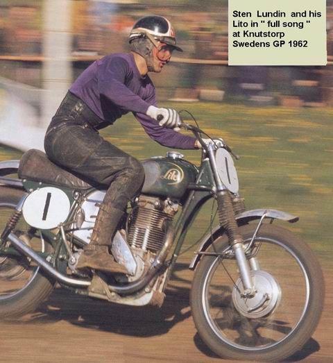 Motocross 500cc mailmanmestarit1957-68 / Riut