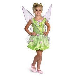 Supreme Tinkerbell Toddler / Kids Costume | Select sizes on clearance! #officialprincesscostumes  sc 1 st  Pinterest & Supreme Tinkerbell Toddler / Kids Costume | Select sizes on ...