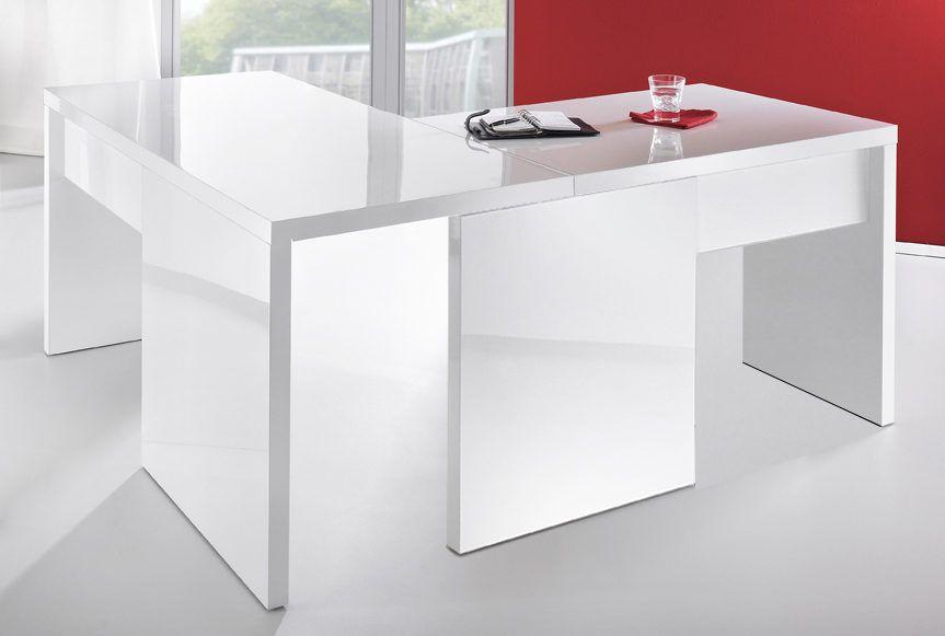 Der Tisch verleiht Ihrem Schreibplatz eine exklusive Note