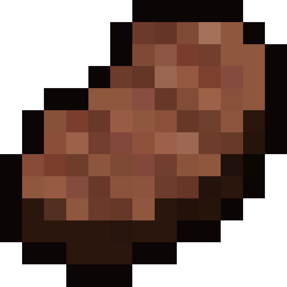 Minecraft Steak. Delicious! | Minecraft food, Minecraft