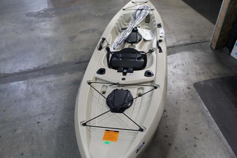 Lifetime 275 lbs Capacity Sit on Top Kayak Tamarack Angler