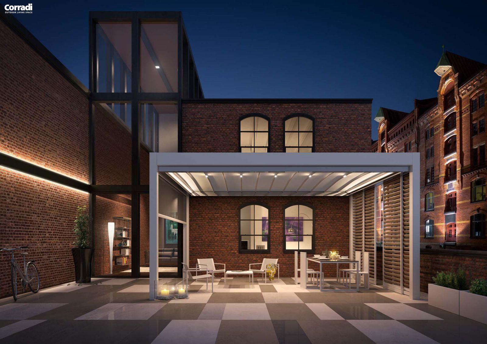 Corradi - Outdoor living space on Corradi Outdoor Living id=91075