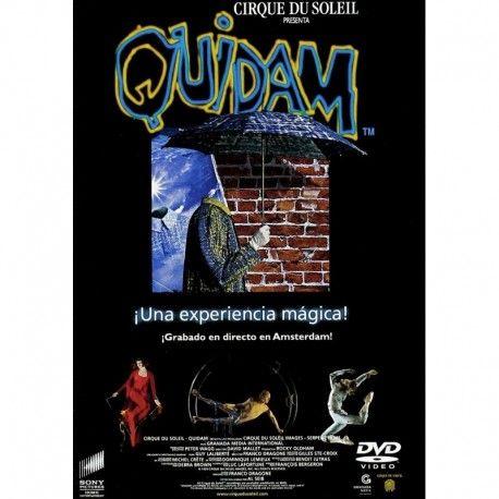 QUIDAM (de Ocasión), Dirigida por Intrepidos artistas, Productora Documental - 90 min.