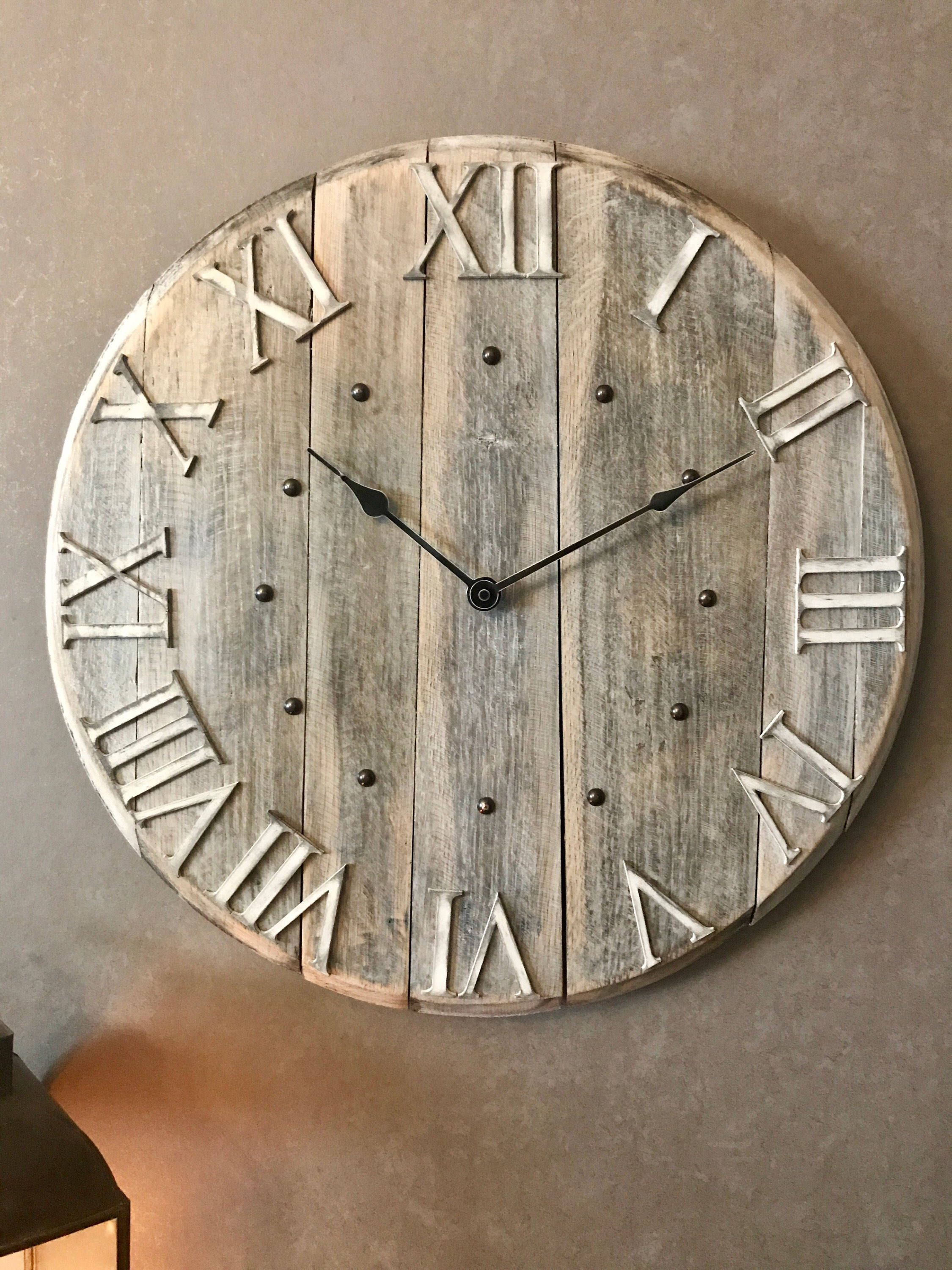 Pin By Coach House Creations On Whisky Barrel Lid Wall