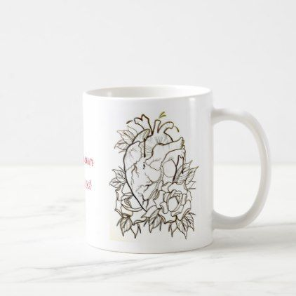 Customize an anatomical heart for someone you love coffee mug customize an anatomical heart for someone you love coffee mug diy solutioingenieria Choice Image