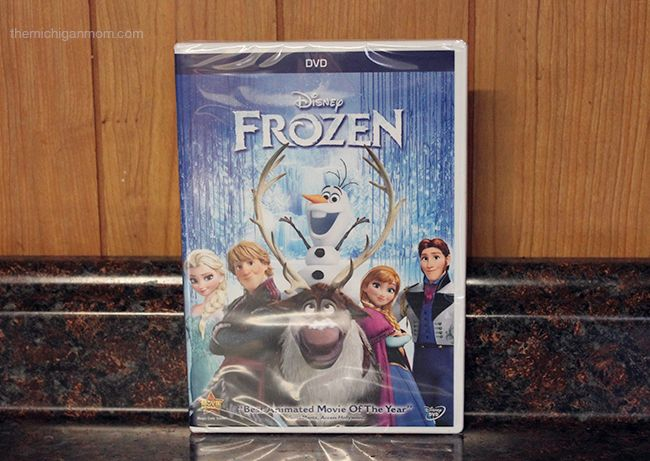 Disney dvd frozen