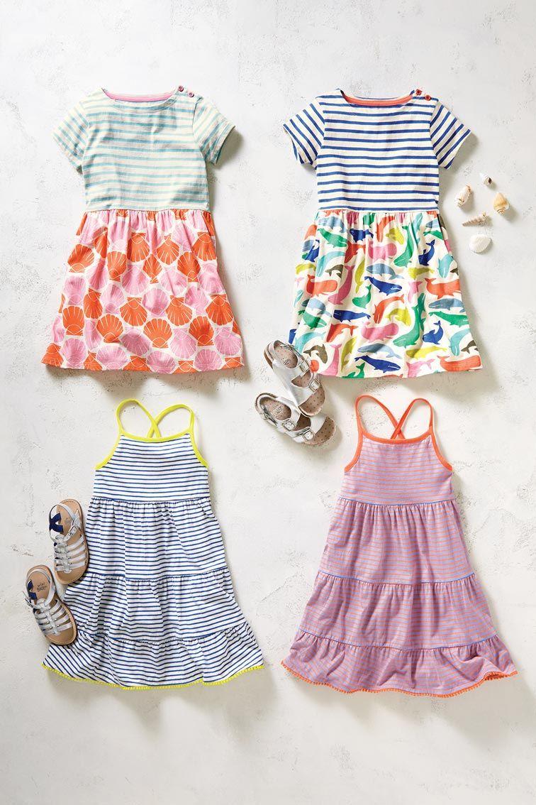Every Tide Dresses