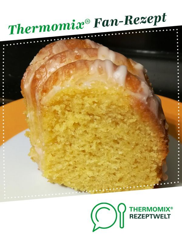 Lemon cake fluffy -  Lemon cake fluffy from janeholz. A Thermomix ® recipe from the category bakin