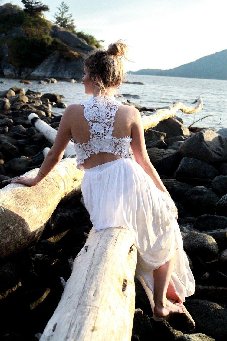 Custom wedding dress designers  A Month Of Weddings  Joanna Delaney Wedding Dress  Wedding dress