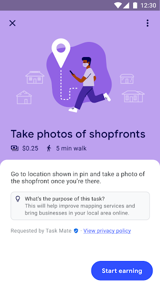 الحصول على رصيد مجاني من متجر جوجل بلاي سؤال وجواب Google Tasks How To Take Photos Talking To You
