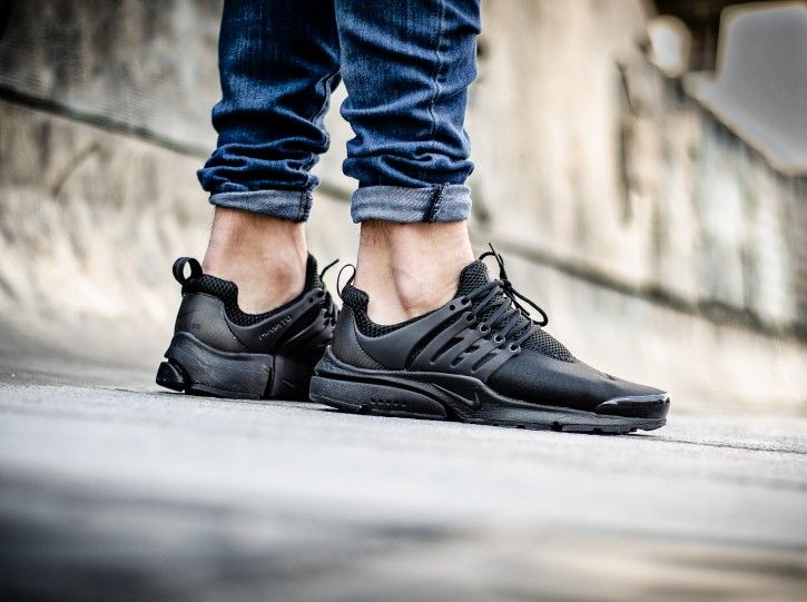 "f0cc0e690927 Nike Air Presto ""Triple Black"""