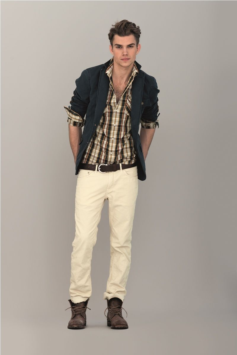 4cfb7f723f50 André Bentzer Steps into Gant by Michael Bastian's Pre-Fall 2012 ...