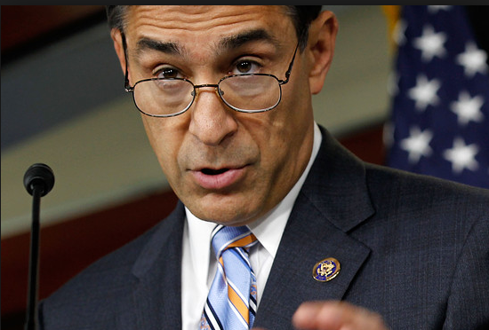 Darrell Issa Is Refusing to Allow Co-Chairs of Benghazi Review to Testify in Public