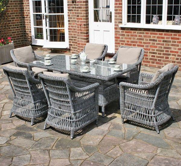 Rattan Outdoor Furniture Grey Google Search