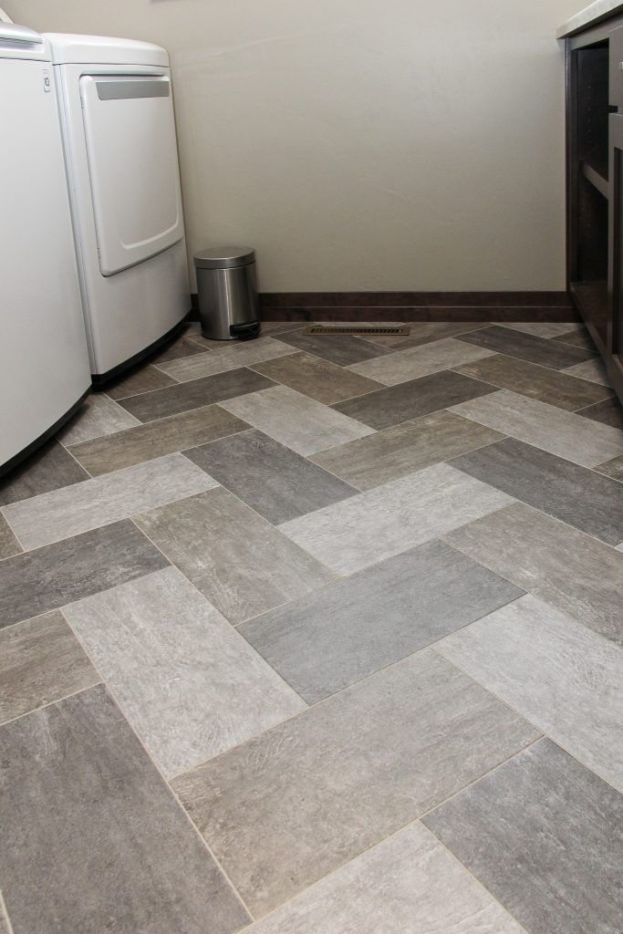 Luxury Vinyl Tile Flooring Grey Tones In 2019 Luxury