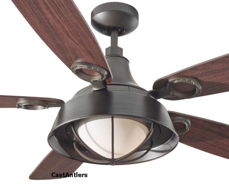 52 cage downlight rustic ceiling fan ceiling fan